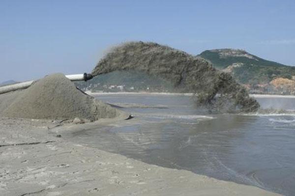 尾矿浆提沙
