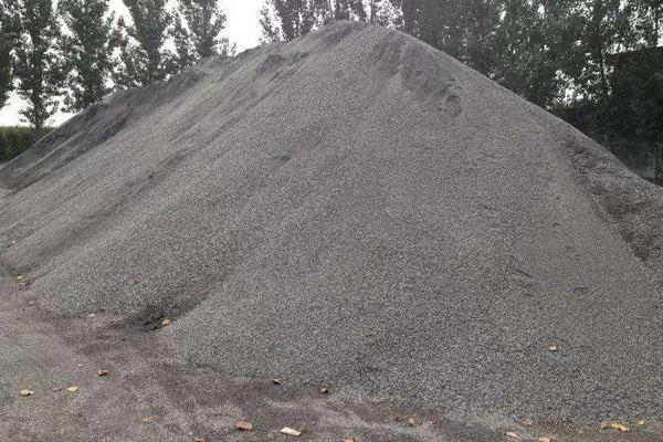 石粉洗沙机工作视频