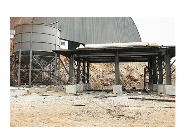 洗砂 ( 石粉 ) 尾水处理零排放系统