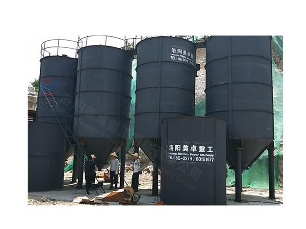 洗山土、尾矿污水零排放成套设备