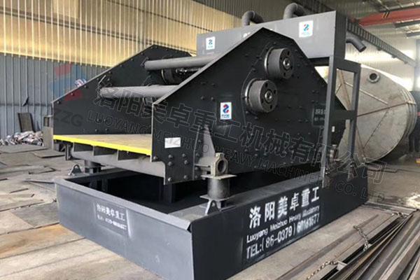 TS1530脱水筛发往广州 价格低筛分精度高